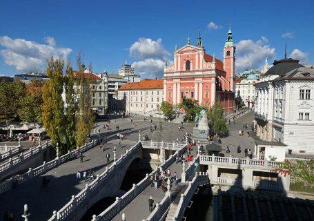 Ljubljana Szlovénia