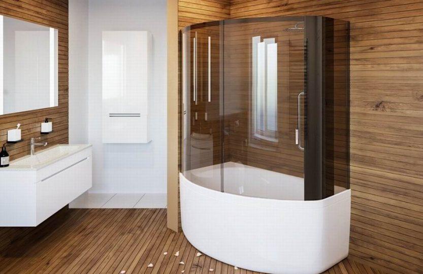 zuhanykabin